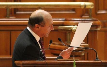 Curtea Constituţională a validat suspendarea lui Traian Băsescu din funcţie