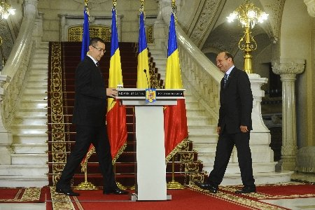 Băsescu îi cere lui Ponta să anuleze OUG privind referendumul printr-o altă OUG