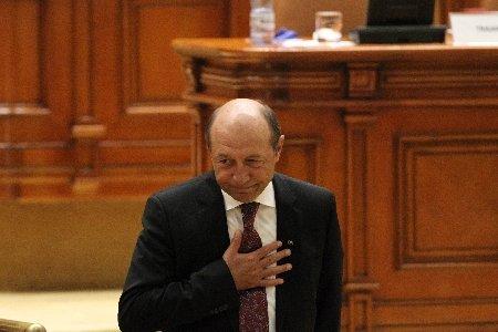 """Vezi cu ce scop a fost Traian Băsescu la şedinţa CC. """"Declaraţiile mele nu pot fi considerate grave"""""""