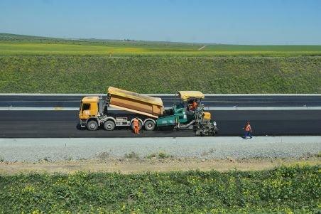 Autostradă cu trafic în regim de drum național. Tronsonul Cernavodă-Medgidia, inaugurat săptămâna viitoare