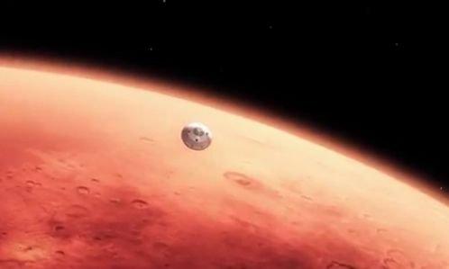 """""""Cele şapte minute de teroare"""". Filmul NASA care a făcut senzaţie pe internet"""