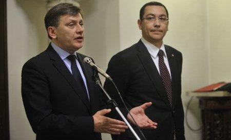 Antonescu: Ar fi trebuit să cer procurorului general să ia măsurile necesare în cazul scurgerilor de informaţii din dosarul magistraților CSM