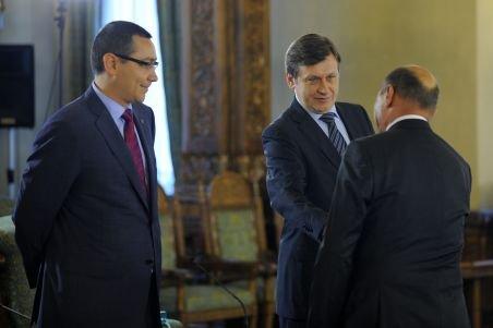 Băsescu: Văd posibilă coabitarea cu USL după referendum