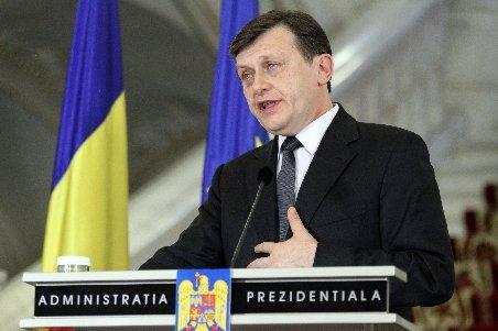 Antonescu: Dacă Băsescu revine la Cotroceni cu zero voturi, eu mă retrag din viaţa politică