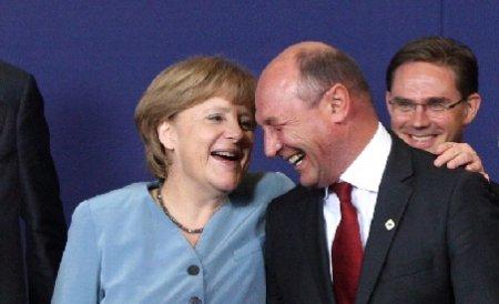 Băsescu l-a minţit pe cancelarul Germaniei. Vezi dovada şi comentariul unui lider PDL