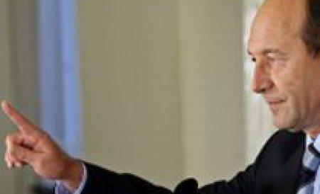 Află unde va locui preşedintele suspendat Traian Băsescu dacă va fi demis