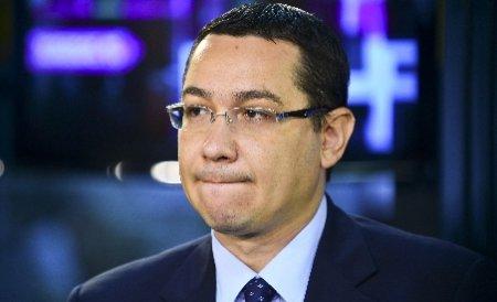 Ponta: Singura comisie care m-a convocat a stabilit că n-am plagiat