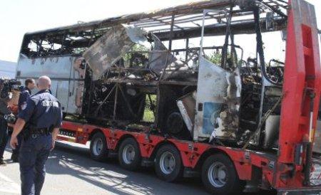 Atentatul anti-israelian din Bulgaria a fost comis cu trei kilograme de explozibil TNT