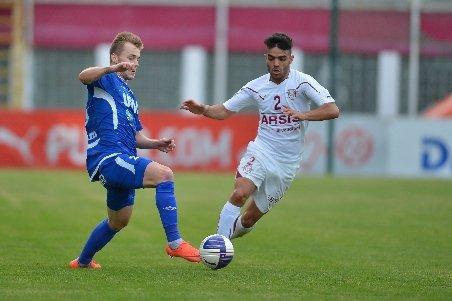 Pandurii Târgu Jiu - Universitatea Cluj, scor 6-2, în primul meci din ediţia 2012/2013 a Ligii I