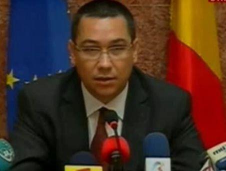 Ponta: Am obligaţia de a trata judeţele Harghita, Covasna, Mureş în mod absolut corect