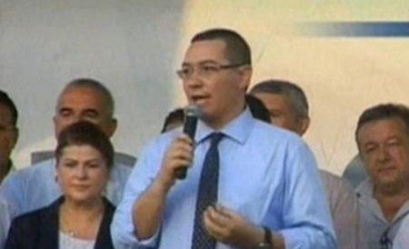 Ponta: Nu cred că merită ca ţări precum România şi Ungaria să fie tratate ca state de nivelul doi