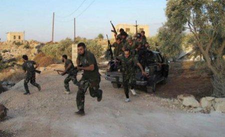 Siria: UE cere încetarea imediată a uciderii civililor şi retragerea trupelor din oraşele asediate