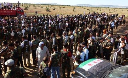 Opoziţia siriană acceptă o tranziţie condusă de un reprezentant al regimului