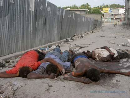 Violenţele din Haiti cresc de la o săptămână la alta