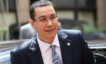 Ponta: Secţiile de vot nu vor avea aparate de supraveghere