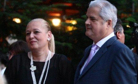Soţia lui Adrian Năstase, la CAB: Sigur că se va face dreptate