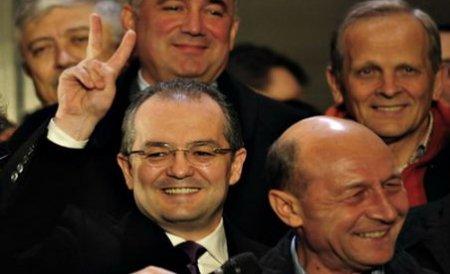Boc neagă că ar fi pregătit Vila Dante pentru Băsescu: Decizia de a se investi la vilă a fost luată de RA-APPS