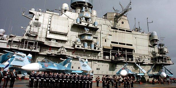 Rusia îşi menţine baza militară din portul sirian Tartus
