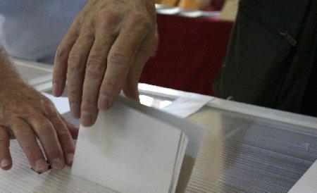 Au fost organizate 18.548 secţii de votare. 33.000 de angajaţi ai MAI vor asigura paza secţiilor