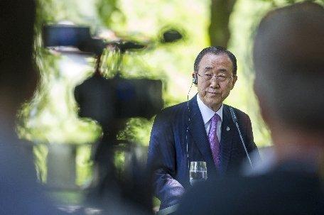 Ban Ki-moon, dezamăgit de eşecul negocierilor tratatului de reglementare a comerţului cu arme convenţionale