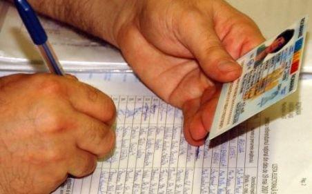 Duminică au fost eliberate 13.485 de acte de identitate, din care 1.116 provizorii
