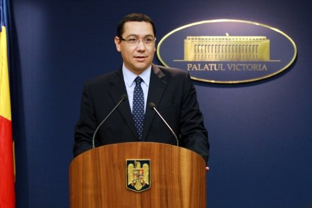 Ponta: Nu poţi să fii preşedinte bazat pe fantome, nesusţinut de nimeni. Nu voi mai vorbi cu Băsescu nici la telefon