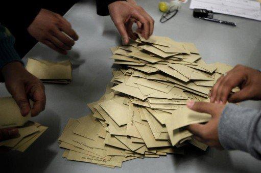 REZULTATE REFERENDUM 2012. Raportare BEC, ora 13:30:  46,23% prezenţa la vot, 87,52% au votat DA. VEZI DOCUMENTUL