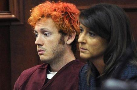 """Autorul masacrului din Colorado, faţă în faţă cu supravieţuitorii . """"Avea o expresie ca un fel de încarnare a răutăţii"""""""