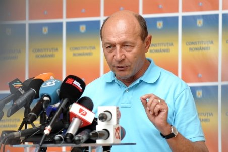Băsescu: MAI este singura instituţie care poate da cifra exactă a cetăţenilor cu drept de vot