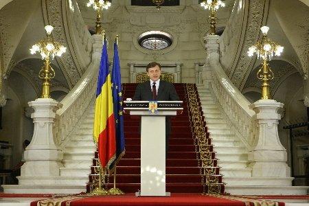 Ce a răspuns Antonescu întrebat dacă va demisiona în cazul în cazul în care referendumul se invalidează