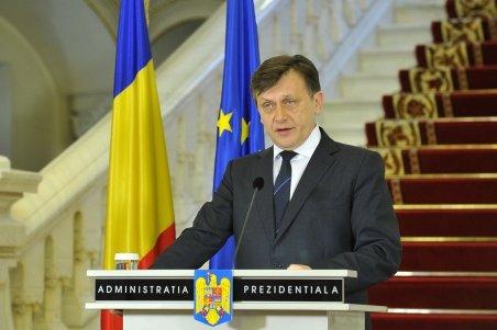 Crin Antonescu: În fond, Traian Băsescu a fost demis