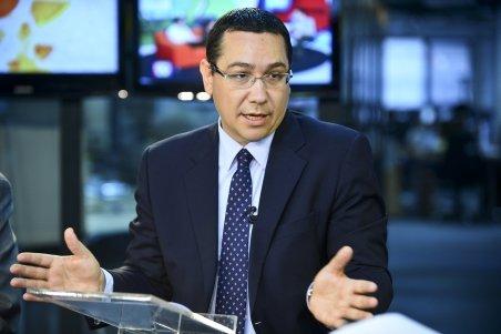 Ponta: Somez toate părţile politice să se abţină de la orice formă de presiune la adresa CC