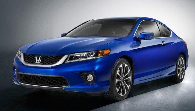 Primele imagini cu noul Honda Accord Sedan 2013
