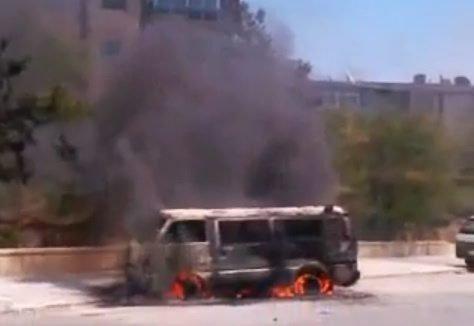 Şeful securităţii siriene, suspectat de pregătirea unor atentate în Liban