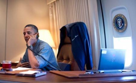 """""""Dacă descoperiţi marţieni, anunţaţi-mă şi pe mine!"""" Obama promite să investească în ştiinţă şi îi felicită pe experţii NASA"""