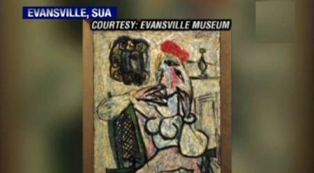 """O creaţie a lui Picasso, descoperită într-un depozit. De ce mozaicul i-a """"înşelat"""" până acum pe experţi"""