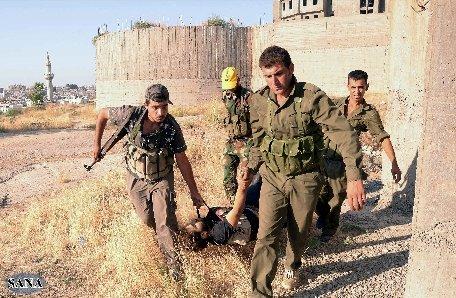 ONG: Cel puţin 183 de persoane au fost ucise sâmbătă, în Siria