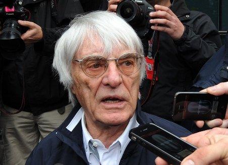 Bernie Ecclestone, 85 ani, s-a căsătorit cu o braziliancă de 35 ani. Boss-ul F1 este la a treia căsnicie