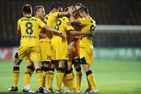 Universitatea Cluj - FC Braşov, scor 1-1, în etapa a VI-a a Ligii I