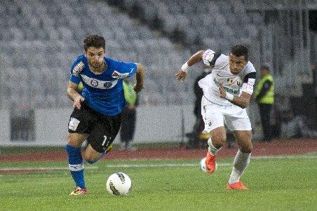 Viitorul Constanţa a învins Ceahlăul Piatra Neamţ, scor 3-0, şi a obţinut prima victorie în Liga I