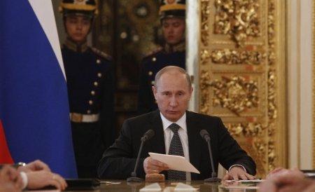 Lider al opoziţiei ruse: Preşedintele Putin se agaţă de putere. Vrea să îşi menţină stilul de viaţă luxos