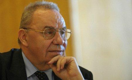 PSD şi PNL îl susţin pe Andrei Marga pentru preşedinţia ICR