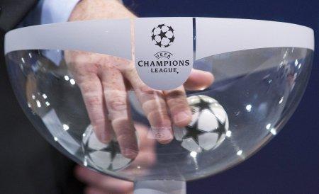 Liga Campionilor: CFR Cluj, în urna a patra. Campioana României ar putea întâlni pe Real Madrid, Manchester City şi Juventus