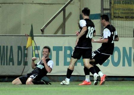 Concordia Chiajna - Universitatea Cluj, scor 0-2, în Liga I