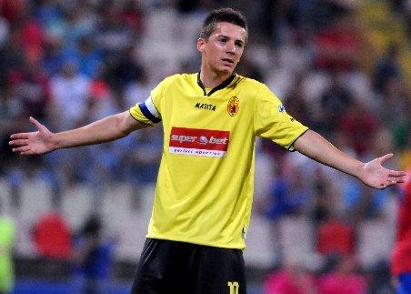 CS Turnu Severin - Ceahlăul Piatra Neamţ, scor 1-1, în Liga I