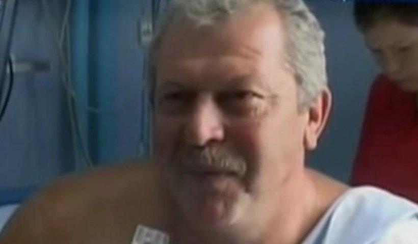 """Helmuth Duckadam a fost operat cu succes la Constanţa: """"Mă simt bine, doar puţin ameţit"""""""