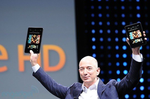 Kindle Fire HD a fost lansat. Amazon a declarat război tabletelor Apple