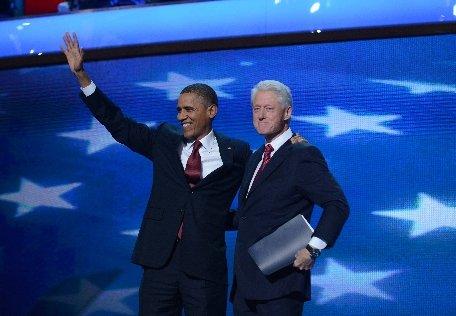 """Obama: Bill Clinton ar merita să fie numit """"secretar pentru explicarea lucrurilor"""""""