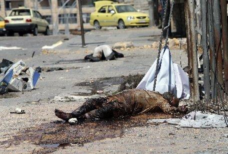 OSDO: Violenţele din Siria au provocat moartea a peste 27.300 de persoane