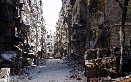 Siria. Locuitorii din Alep au rămas fără apă, după ce conducta principală a fost distrusă